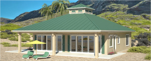 Beach Cat Homes house plans