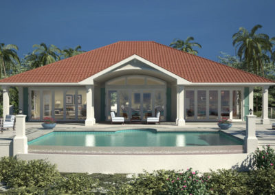 Beach Front House Plans